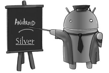 Android Silver Beklemede!