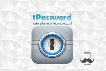 1Password ile Şifreler Artık Unutulmayacak