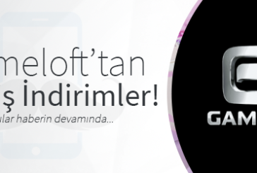 Gameloft'tan Google Play'de Süper İndirim