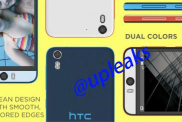HTC Desire Eye Göründü!