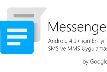 Google Messenger Yayınlandı!