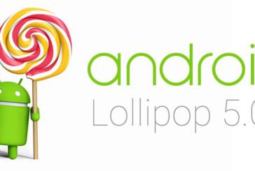 Android 5.0.1 Yayında!