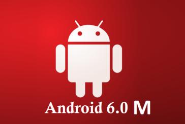 Android 6.0 M Geliyor!