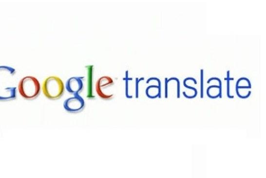 Google Translate'e Fotoğraf Desteği Geliyor!