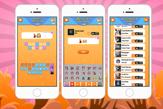 Emoji Stars iOS'a Geldi!