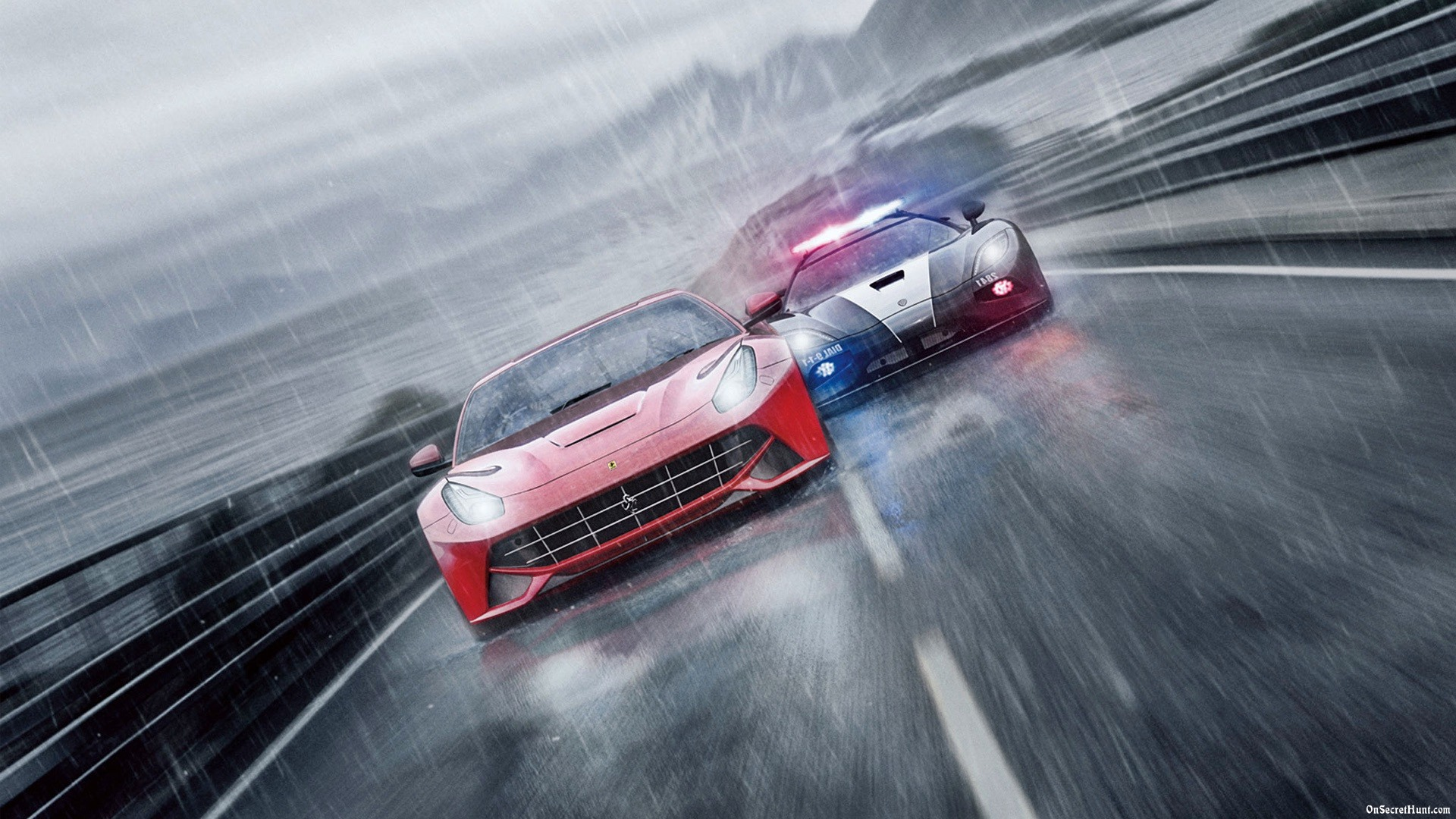 need for speed rivals без смс