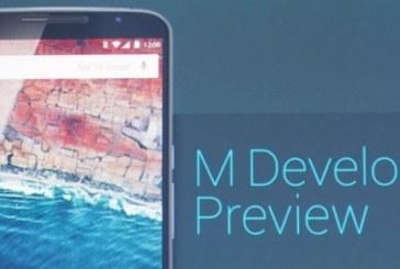 Android M Detaylar Belli Oldu