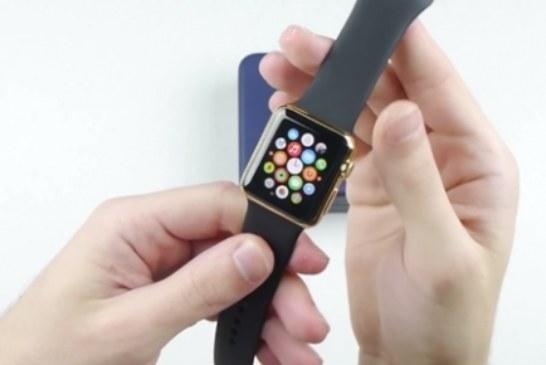 Apple Watch Parçalandı