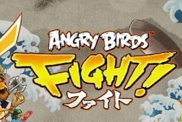 Angry Birds Fight Google Play'de