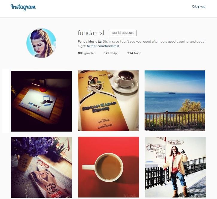 instagram yeni tasarim