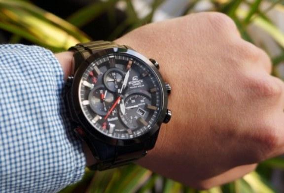 Casio'dan Akıllı Saat Geliyor