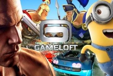 Mobil Oyun Sektöründen Çıkan Gameloft!