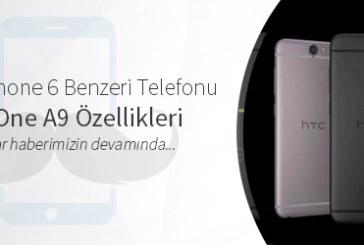 HTC One A9 Özellikleri