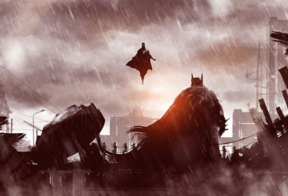 Batman v Superman için Son Fragman!