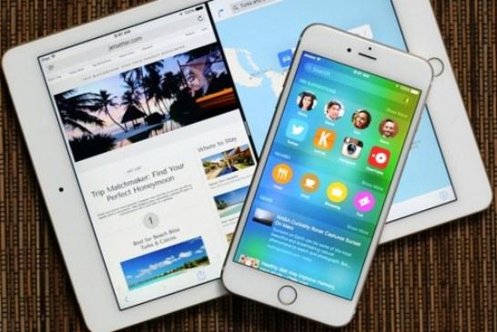 Error 53 için iOS 9.2.1 Çıktı