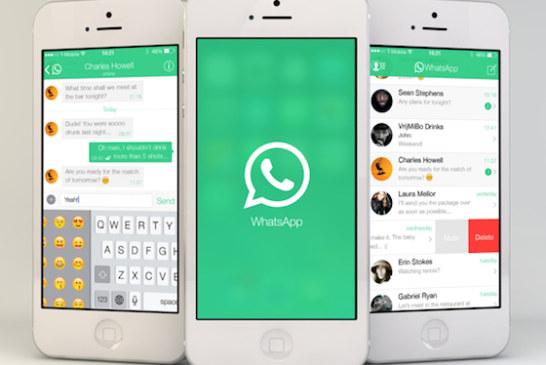 WhatsApp, iOS için Önemli Bir Güncelleme Yayınladı!