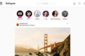 Instagram Hikayeleri, Artık Web Üzerinden Görüntülenebilecek!