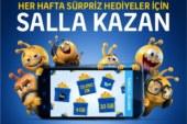 Turkcell 4.5G Salla Kazan Kampanyası
