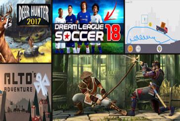 En İyi 5 Android Oyunu – Aralık 2017