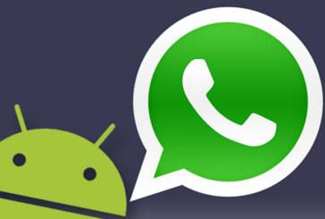 WhatsApp, Android Sürümünü Yeniliyor!