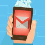 Gmail, Android İçin Güncelleniyor!