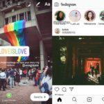 Instagram Hikayeler, Gökkuşağı Renginde Olacak!