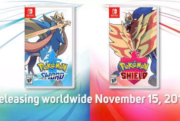 Pokemon Sword ve Pokemon Shield 15 Kasım'da Nintendo Switch'de!