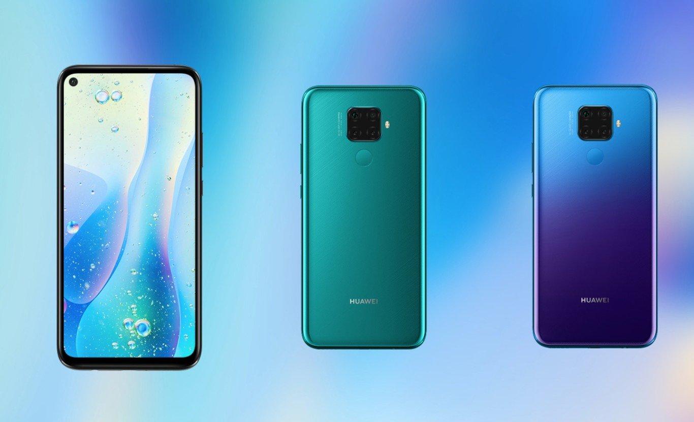 Huawei Nova 5i Pro Tanıtıldı!