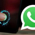 WhatsApp'a Parmak İzi Özelliği Geldi!