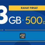 Turkcell Rahat Fırsat 3GB Paketi - 26,68 TL