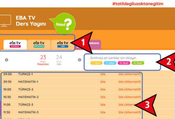 EBA için İnternet Nasıl Alınır? (Turkcell, Vodafone, Türk Telekom)