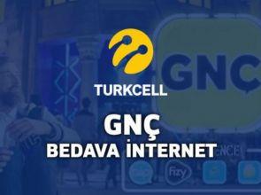 Turkcell GNÇ'li OL 20 GB Bedava İnternet Senin Olsun