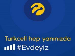 Turkcell Pandemi Desteği İle Hediye 10 GB İnternet!