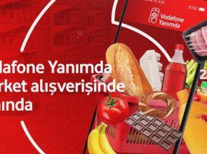 Vodafone Süpermarket Yanımda Kampanyası İle 10 GB Bedava İnternet