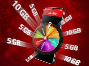 Vodafone ile Yenile Kampanyası Başladı!